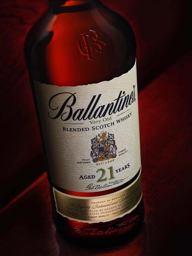 Ballantine  21 Years Old