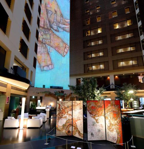 Art x Hotel The Creation of a New Brand